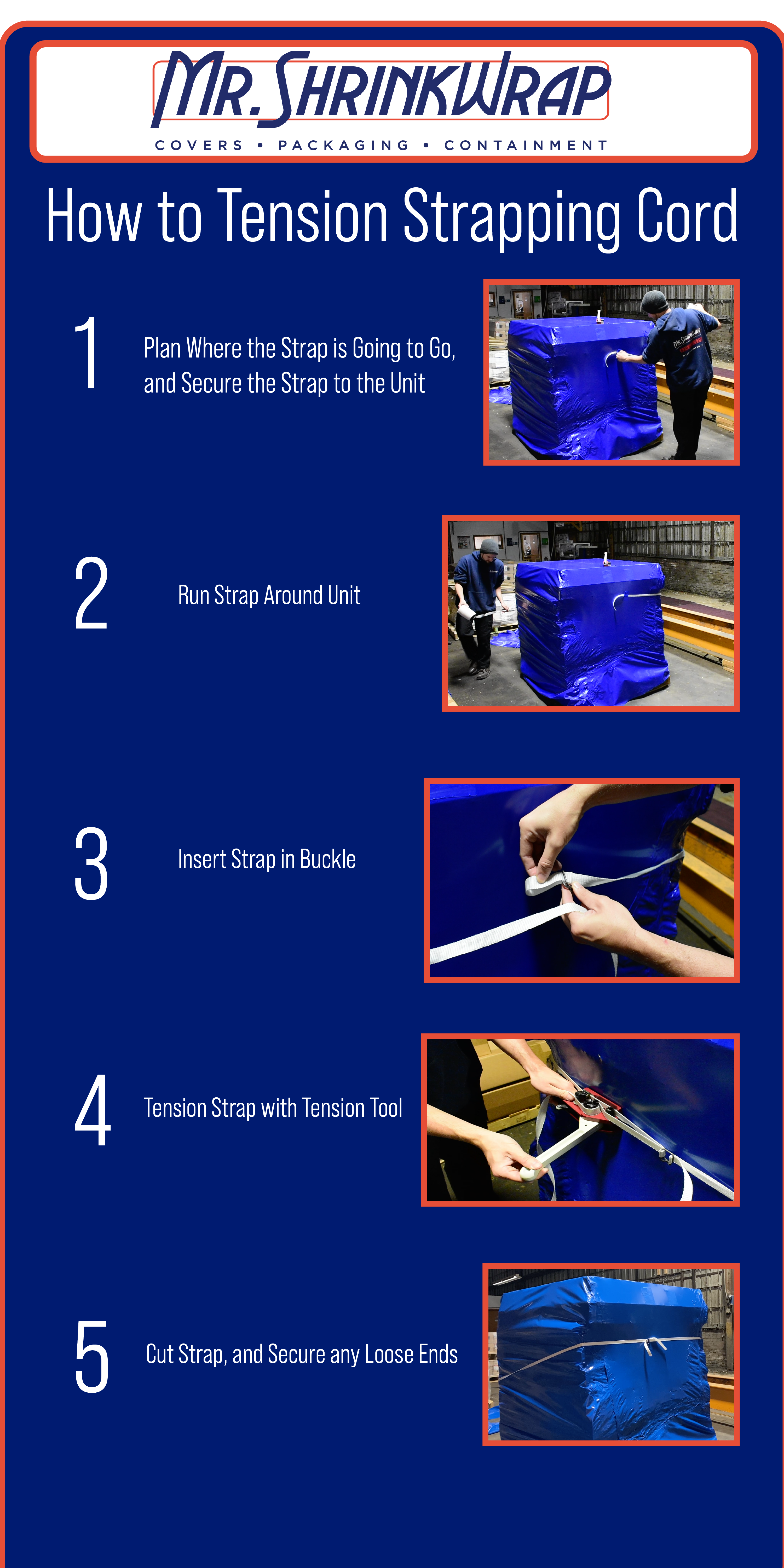 Strapping Infographic