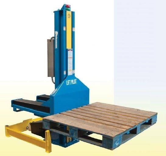 Lift Pilot Floor Level Pallet Lifter