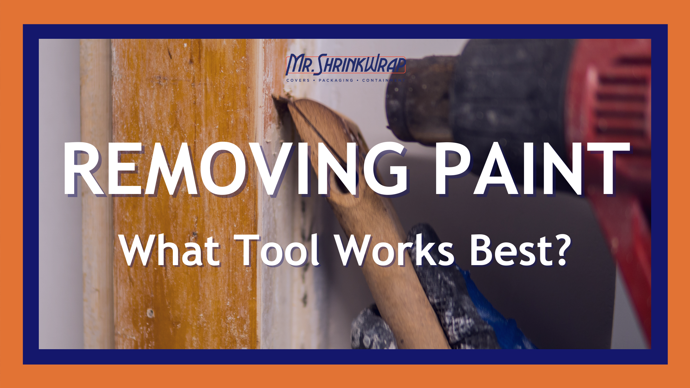 What Heat Gun is Best to Remove Paint